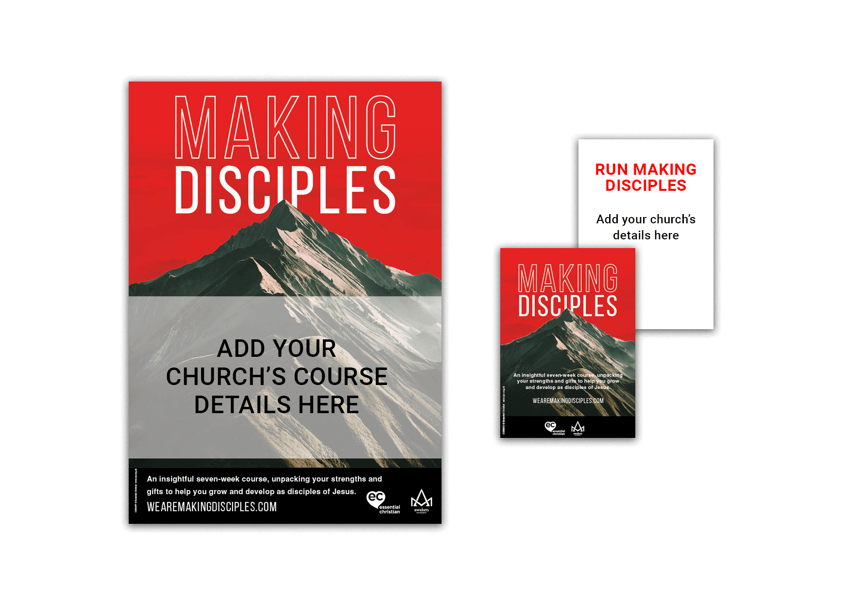 Making Disciples resources